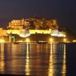 citadelle de nuit