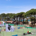 Les installations du Tennis Club