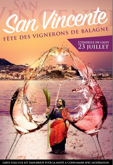 Affiche St Vincent 2017